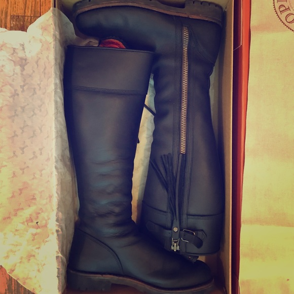 c44be23662e Penelope Chilvers Shoes | Long Tassel Boot 39 | Poshmark